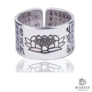 Restocked 🎉Adjustable Lotus Buddhist Chine…